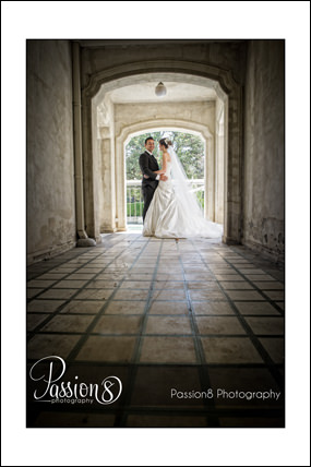 Alicia & Yll - Wedding at Ripponlea Estate & Luxor