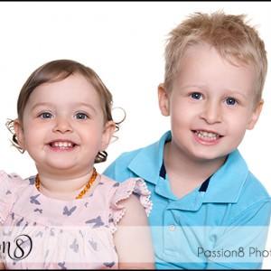Luca & Zara & Family