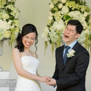 Xue Ling & Efrant - Wedding at the International of Brighton