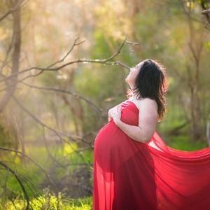 Pregnancy photos for Kate