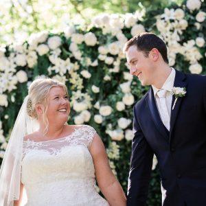 Katie & Hugh - Wedding at Bram Leigh