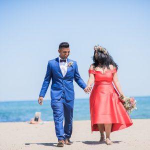Shilpi & Ashish - Wedding at Sails on the Bay