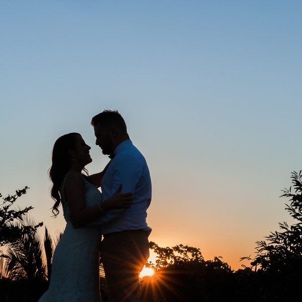 Racheal & James - Wedding at D'angelos Winery, Officer