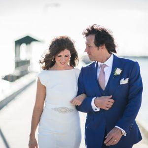 Fiona & Chris - Wedding at Donovan's St. Kilda