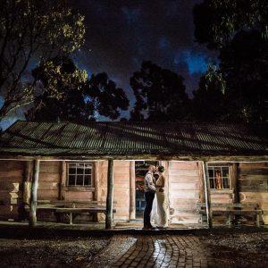 Cara & Jarred - Wedding at Emu Bottom Homestead