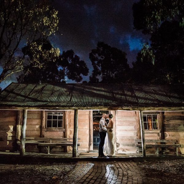 Cara & Jarred - Wedding at Emu Bottom Homestead