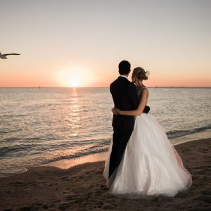 Laura & Ben - Wedding at Sails on the Bay