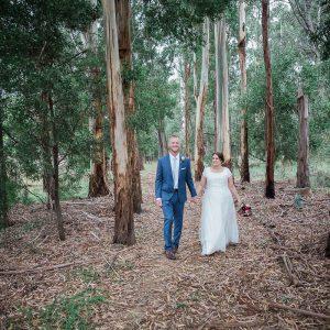 Amy & William - Wedding at RACV Healesville