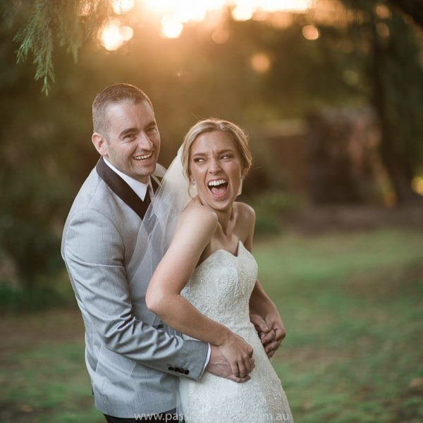 Keira & Peter - Wedding at Linley Estate