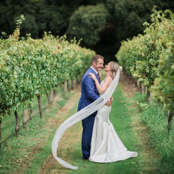 Christine & Jason - Wedding at Max's Red Hill Estate
