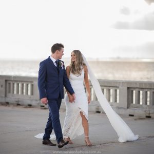 Lauren & Adam - Wedding at Sails on the Bay