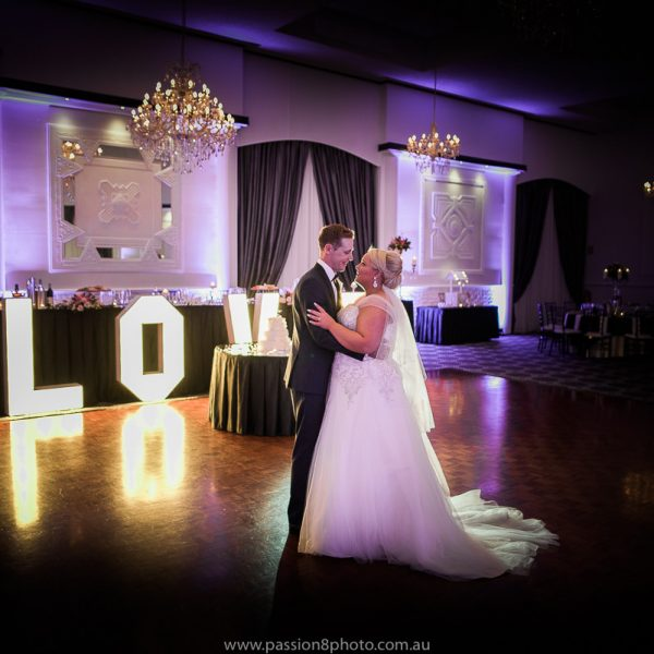 Emily & Ben - Wedding at Spirit Station Pier & Vogue Ballroom