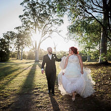 Amanda & Shane - Wedding at Sirromet Wines QLD