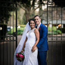 Shreena & Tim - Wedding at Marybrooke Manor