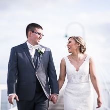Alyce & Ryan - Wedding at Sails on the Bay