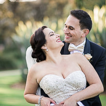 Renata & Chris - Wedding at Werribee Mansion