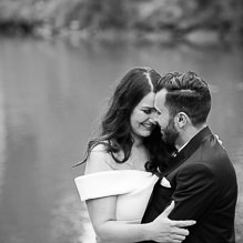 Una & Emanuiel - Wedding at Leonda by the Yarra
