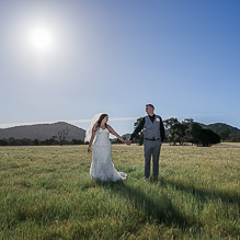 Peta & Brenton - Wedding at the Little River Hotel