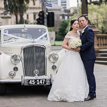 Hedy & Leon - Wedding at the Novotel Glen Waverley
