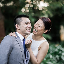 Wendy & Derek - Wedding at The Gables Melbourne