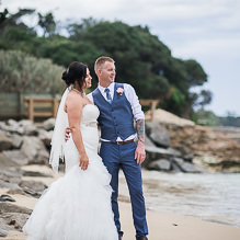 Angelica & Braeden - Wedding at the Portsea Hotel