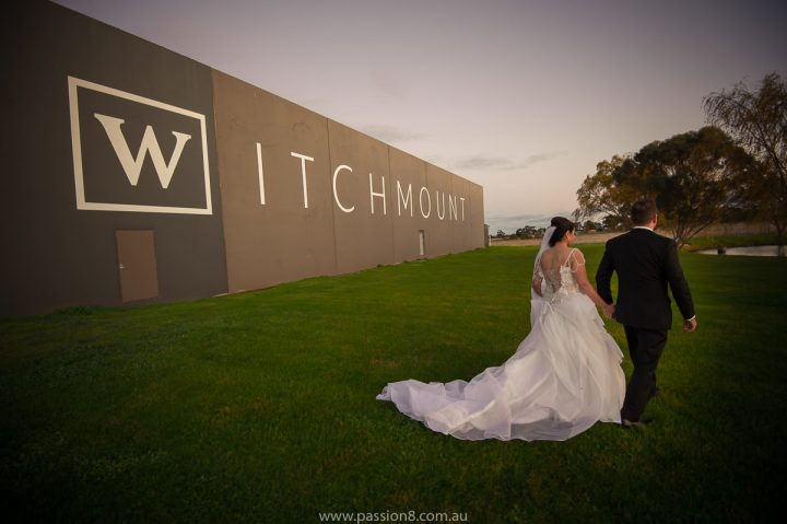 Wedding at Witchmount Estate