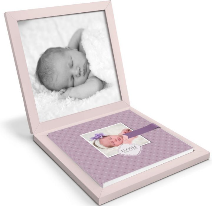 Baby photography book