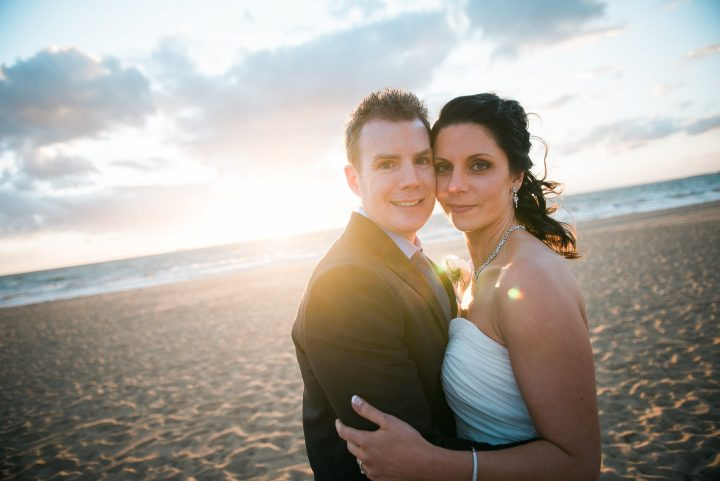 Wedding at Sails on the Bay