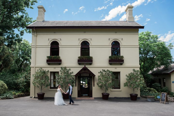 Wedding at Gardens House