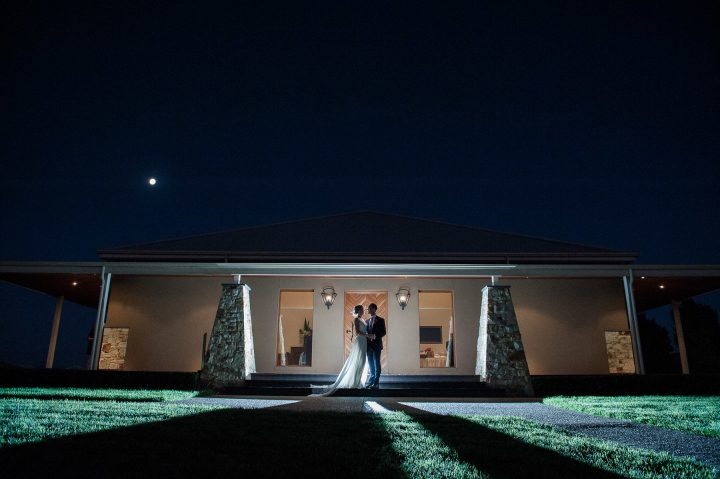 Night Wedding at Vue on Halcyon