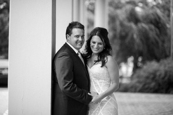 Wedding at RIVA St Kilda cute