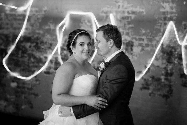 Wedding at The Deck Brighton Big love