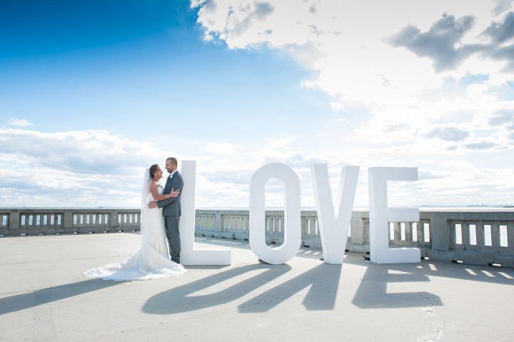 Wedding at Elwood Pier Love
