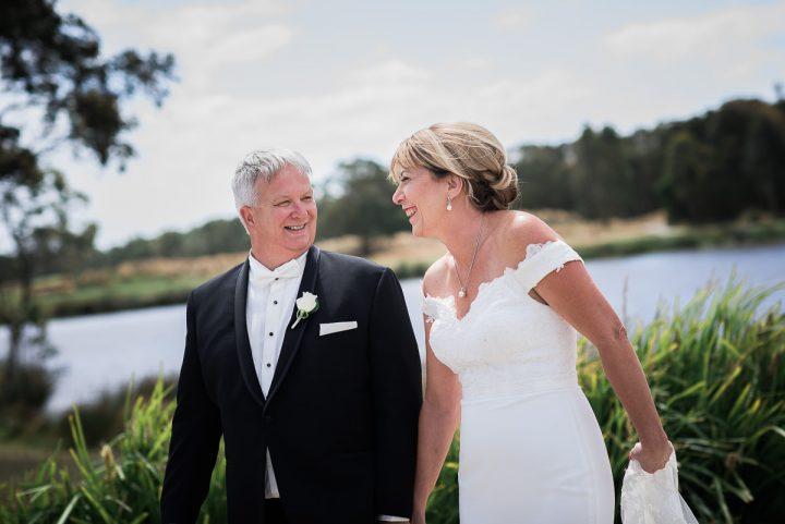 wedding at the sandhurst club happy