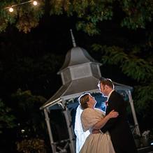 Wedding at Poets Lane