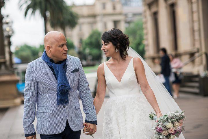 Wedding at Unica Cucina e Caffe