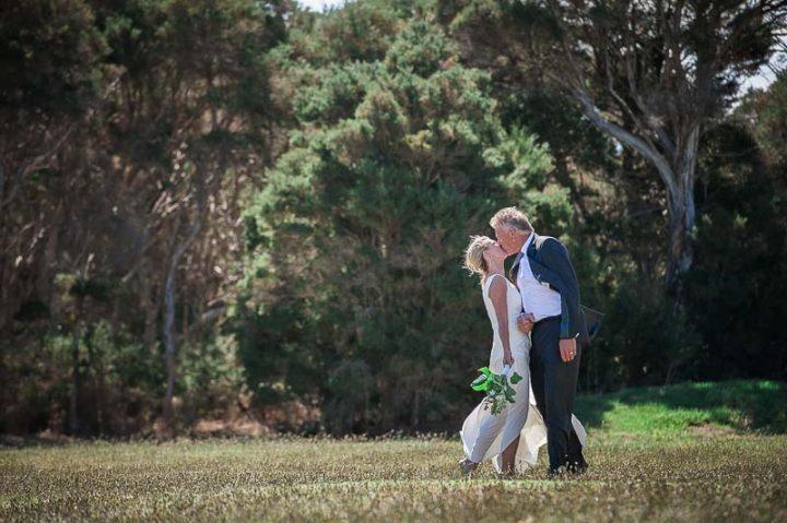 A beautiful home wedding