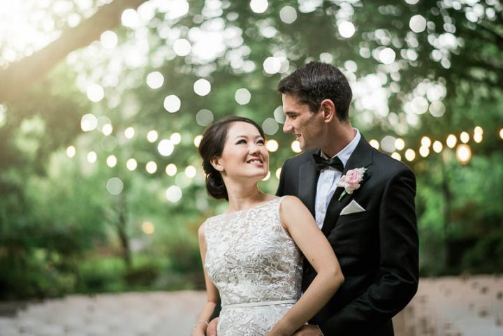 Wedding at Poets Lane a perfect fit
