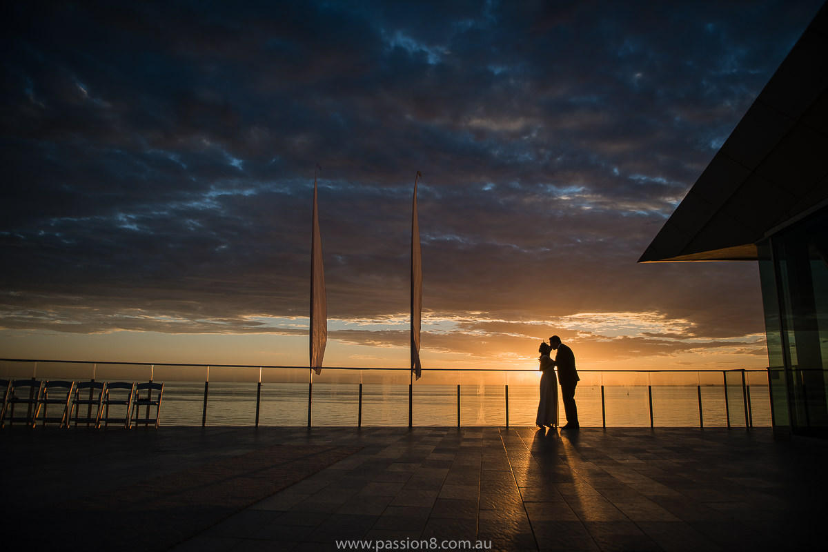 Sandringham Yacht Wedding