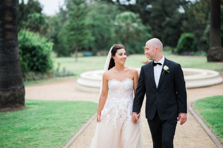 The Ivory wedding
