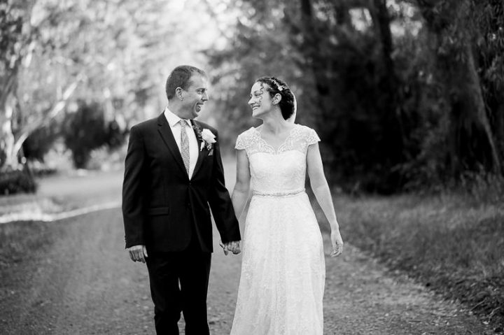 Wedding at Red Hill estate