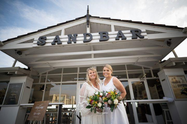 Sandbar Cafe Wedding
